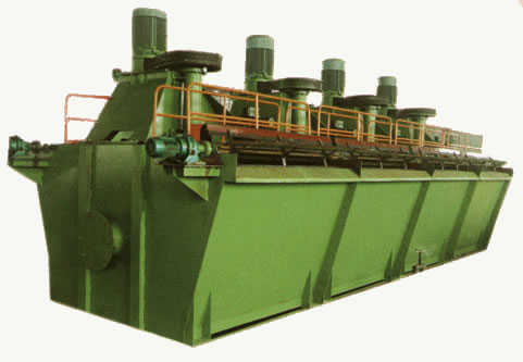 Copper ore flotation machine flotation separator for for Water triturador