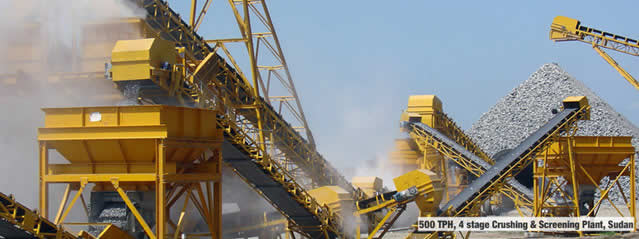 Stone Crusher in Vietnam