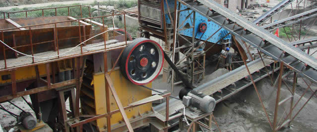 Jaw Crusher PE250*400