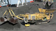 Coal benefication processing